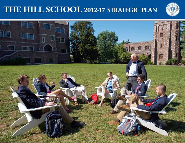 Hill School Strat Plan 2012-2017