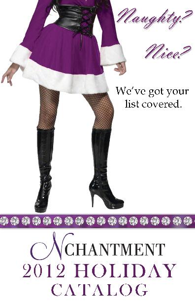 Nchantment 2012 Holiday Look Book