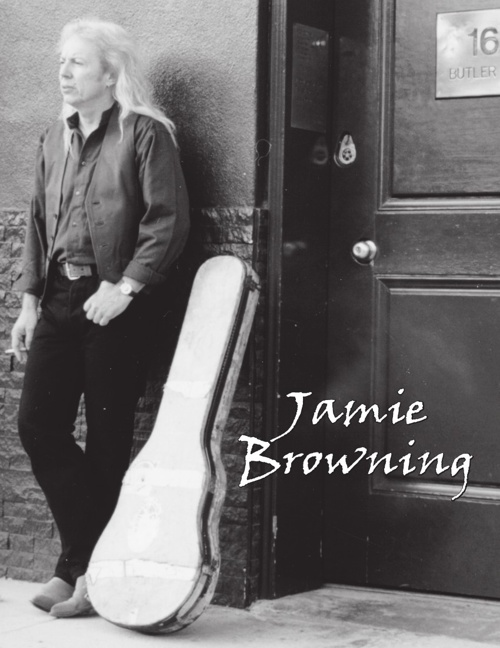 Jamie Browning - Singer Songwriter