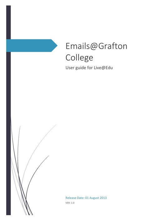 Emails@Grafton College