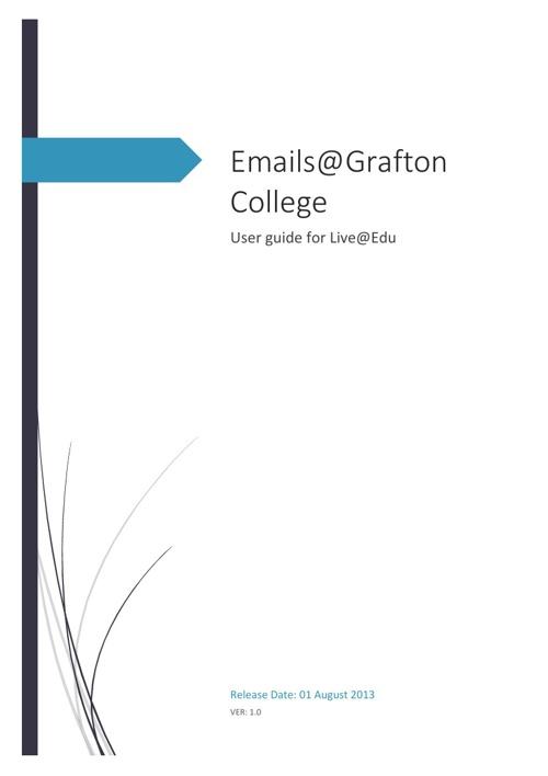 Emails@Grafton College