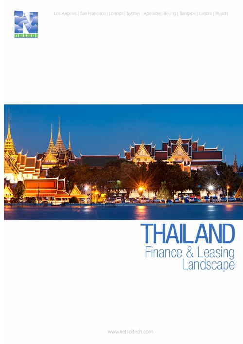 Thailand Finance and Leasing Landscape 2013