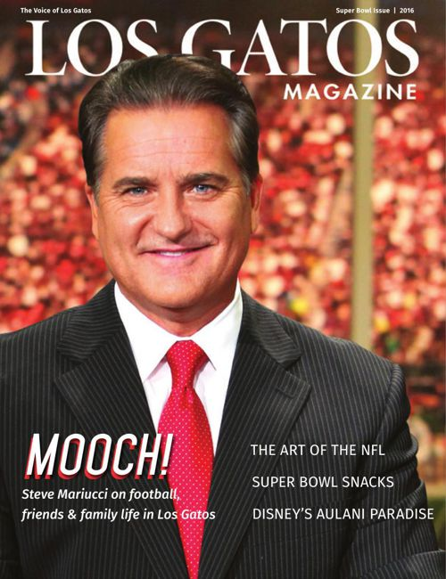 Los Gatos Magazine January 2016 Super Bowl Issue Final