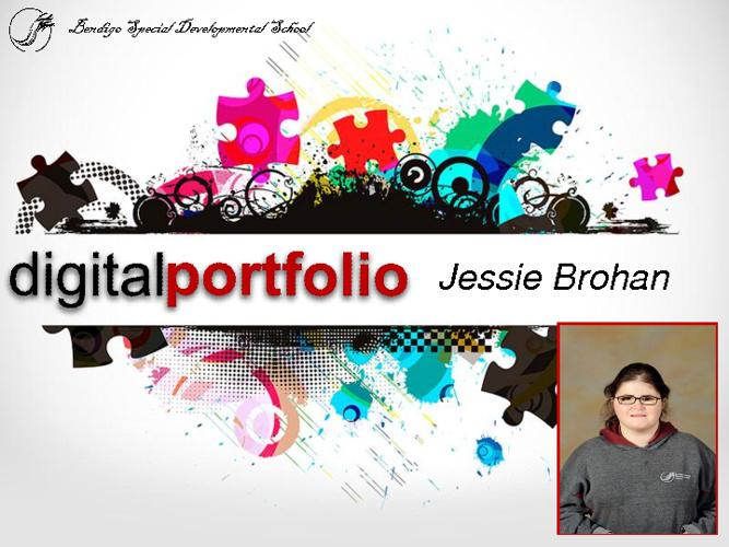 Jessie's 2012 Portfolio