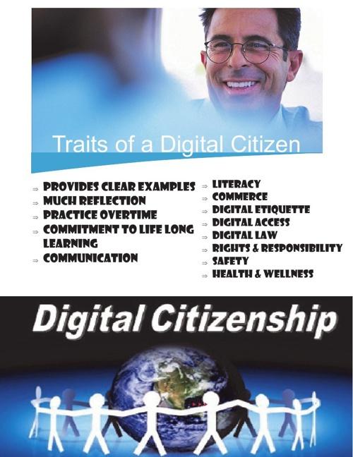 A Digital Citizen