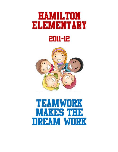 HES Staff Handbook 2011-12