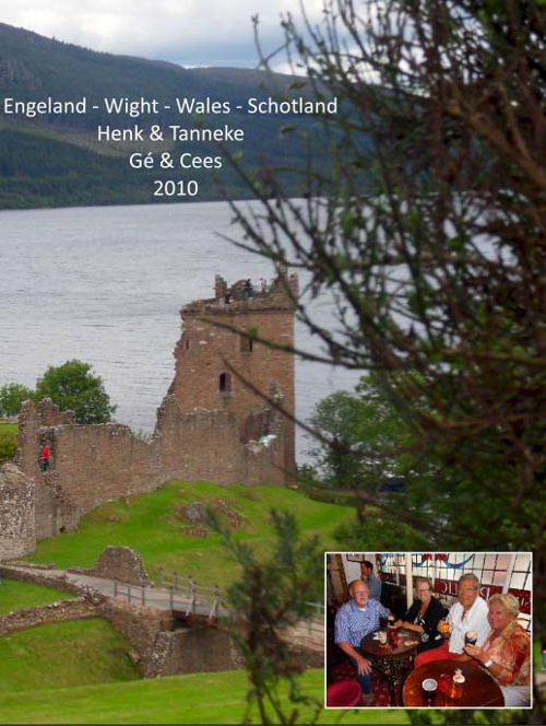 Engeland Wight Wales Schotland 2010