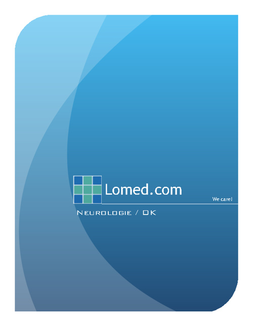 Lomed - Brochure alle producten