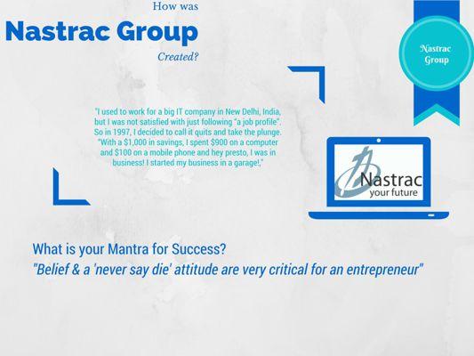 Nastrac Presentation