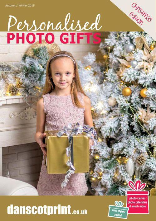 Photo gifts xmas 2015