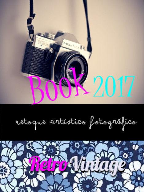 Book 2017 Retoque Artístico Retro