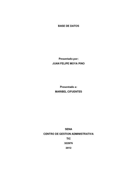 """322976 Consulta 1 Access """"Juan Felipe Moya Pino"""""""