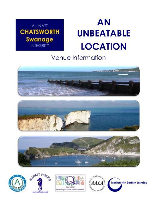 Chatsworth Centre, Swanage - Venue Guide