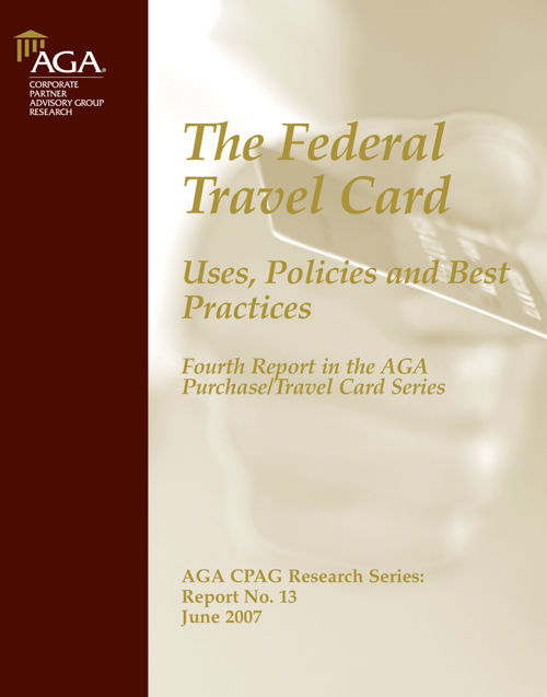 Fed Travel Card June 2007