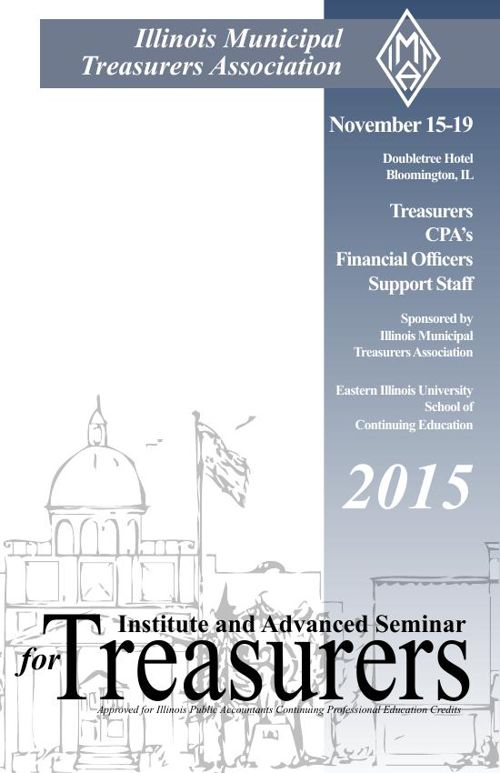 2015 Institute and Advanced Seminar for Treasurers
