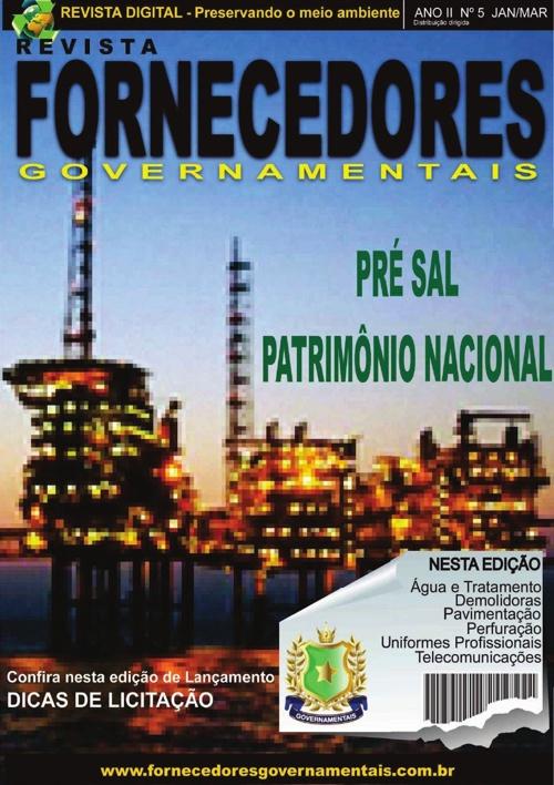 Revista Fornecedores Governamentais 5