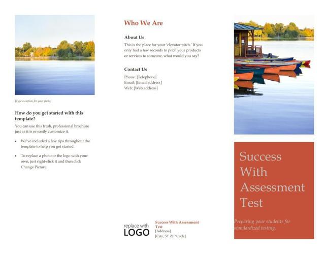 Assess2.3 brochure