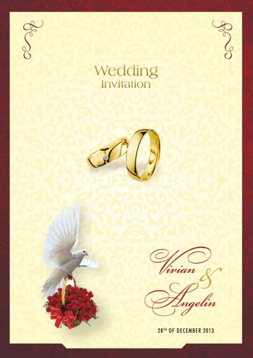 Vivian weds Angelin