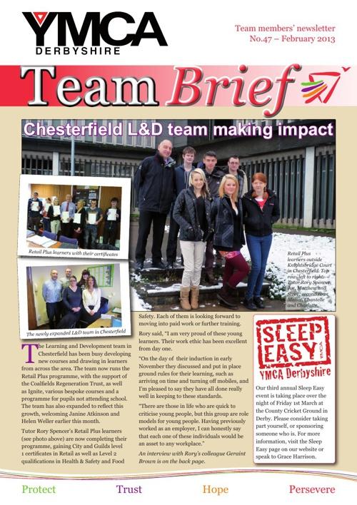 Team Brief - February 2013