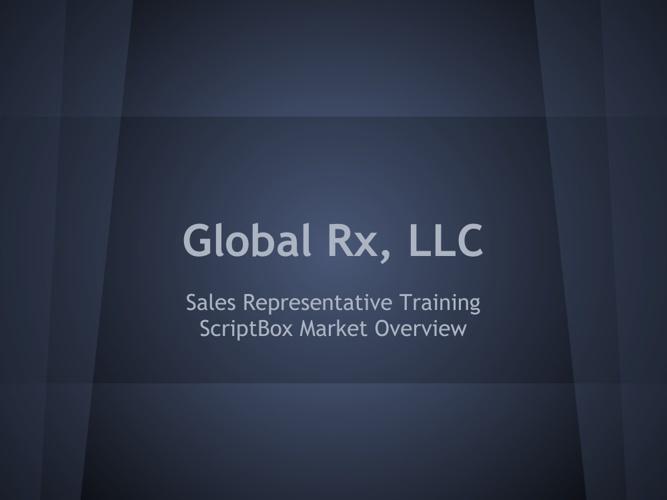 ISR Market Presentation