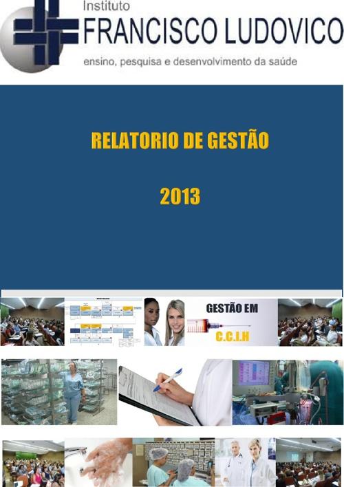 RELATORIO DE ATIVIDADES IFL/2012
