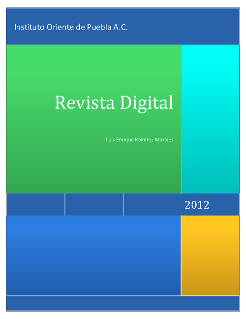 Revista digital photoshop