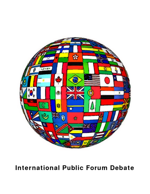 International Public Forum Debates Oct. 2012