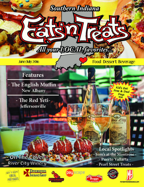 Southern Indiana Eats 'n Treats - June/July Issue