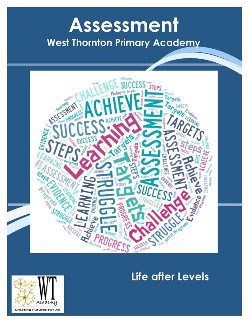 Assessment approach booklet Updated APRIL 2017
