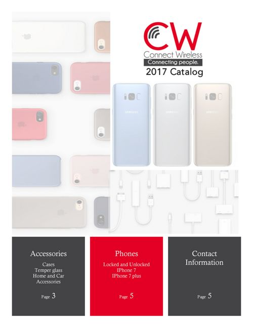 Connect Wireless 2017 Catalog
