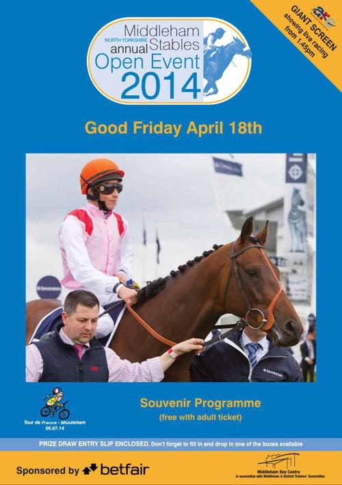 Middleham Brochure 2014 - DRAFT