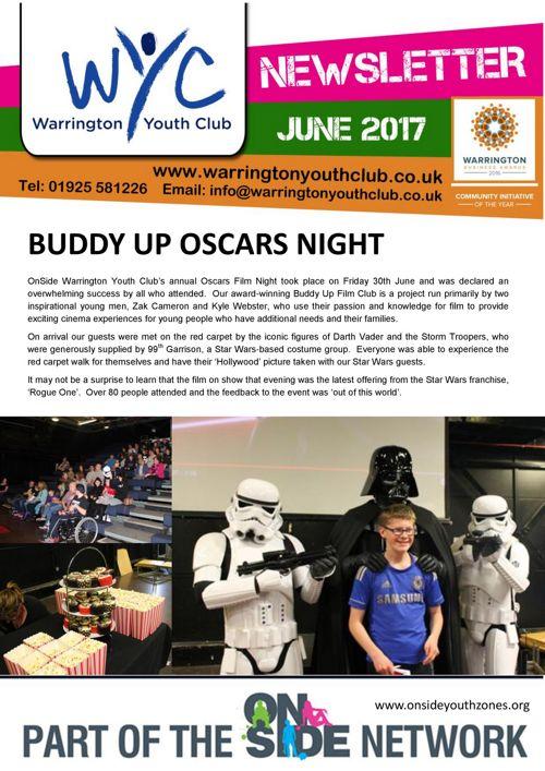 JUNE Newsletter 2017 (2)