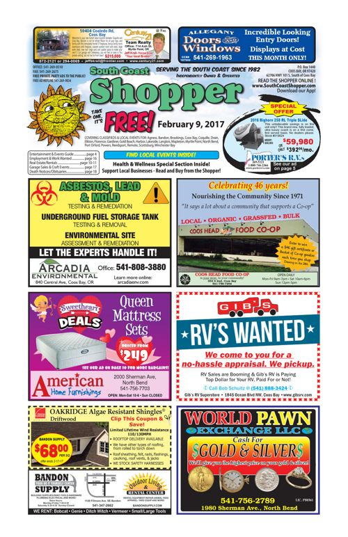 South Coast Shopper e-Edition 2-9-17