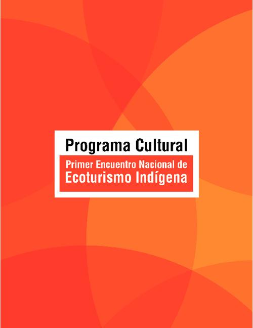 Programa Cdi 2012 - Cultural