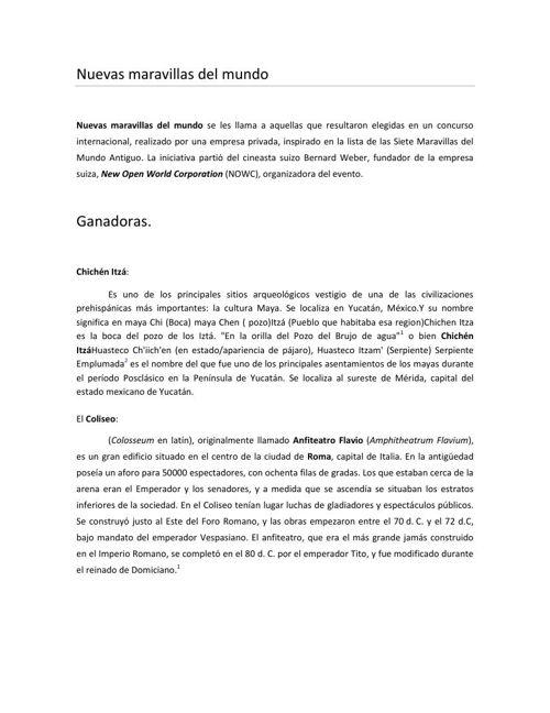 Nuevas maravillas del mundo (1)pdf.
