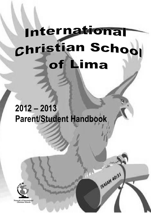 2012 - 2013 Parent Student Handbook