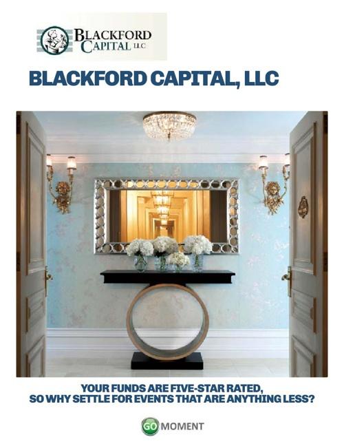 Blackford Capital, LLC