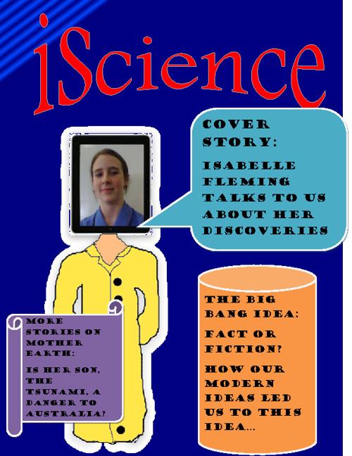 iScience Magazine