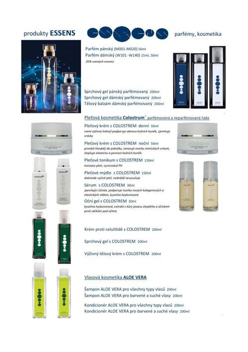 Produkty Essens -  ID: 10001234