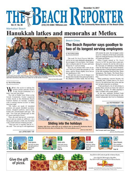 The Beach Reporter | December 14, 2017