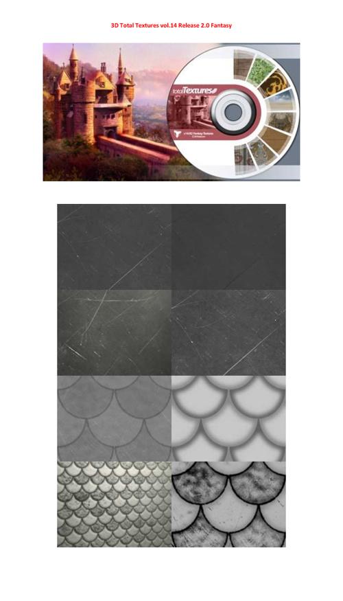 3D Total Textures vol.14