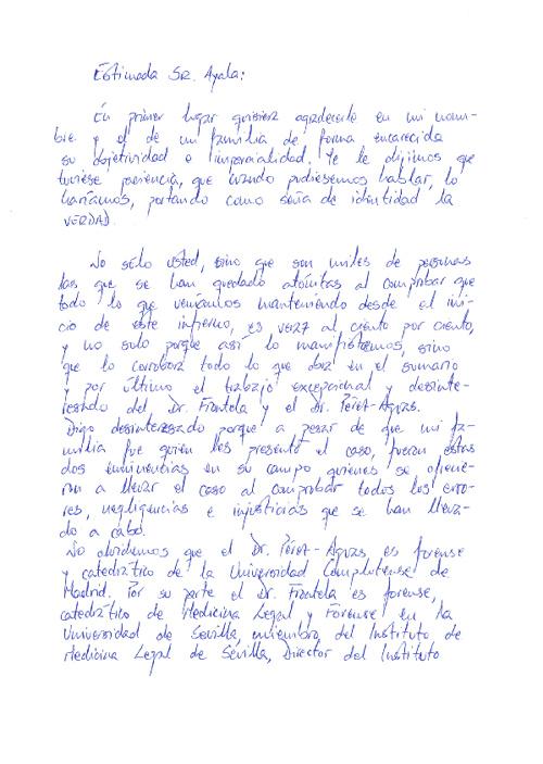 Carta Ivan Ramirez