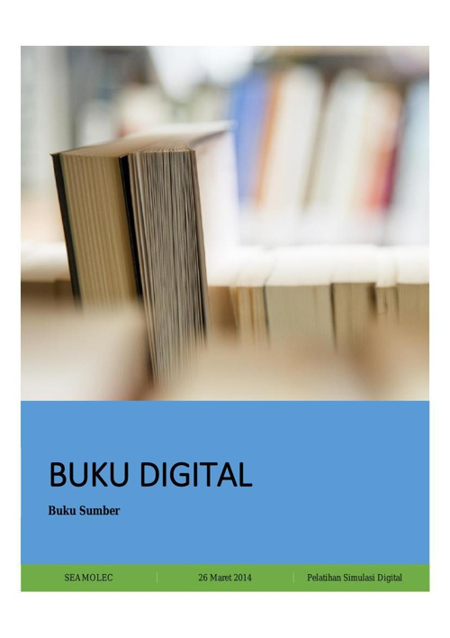 BUKU DIGITAL (e-Pub)