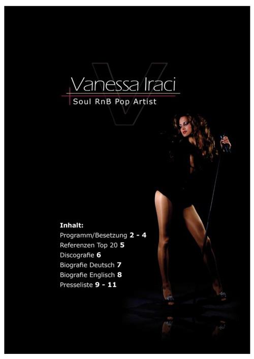 Vanessa Iraci portfolio