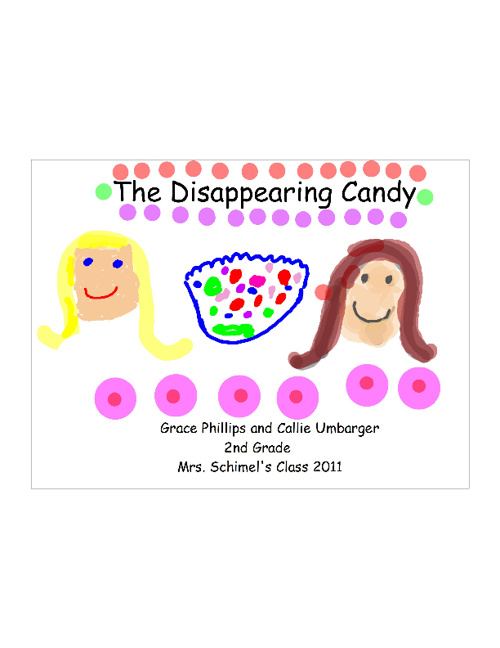 The Case Of Disappearing Candy