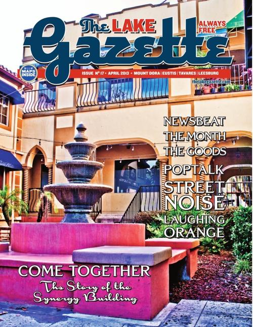April Lake Gazette