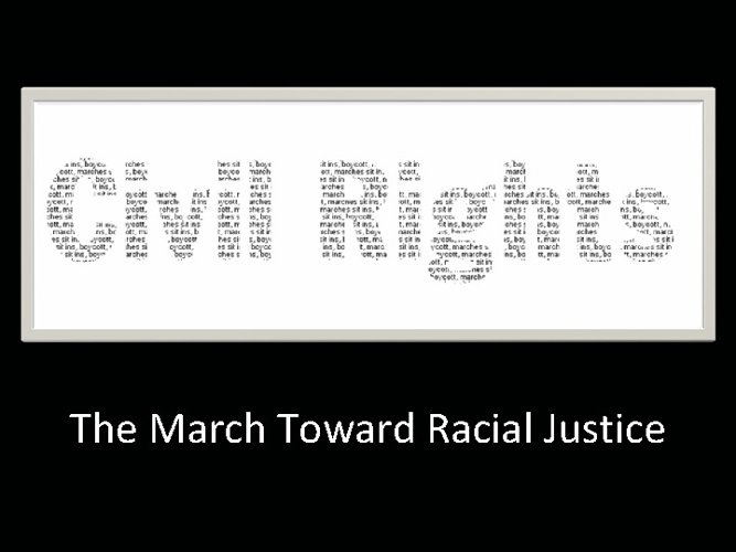 Civil Rights through the Three Branches of Government