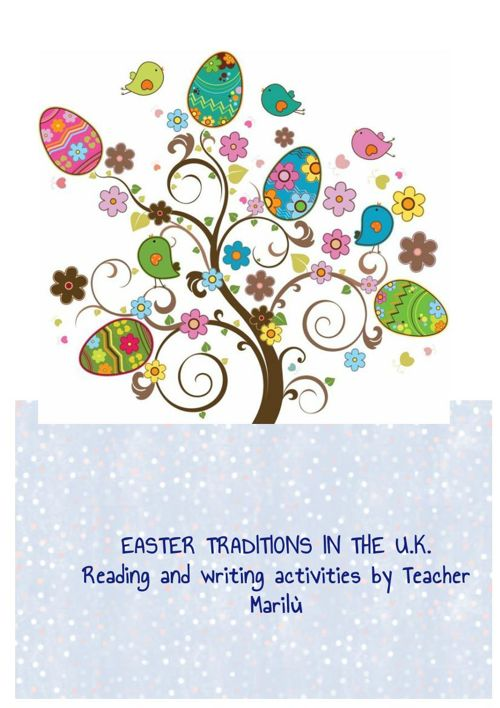 EASTER TRADITIONS IN THE U.K.