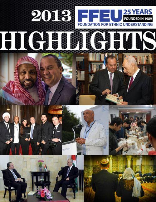 FFEU 2013 Highlights Brochure