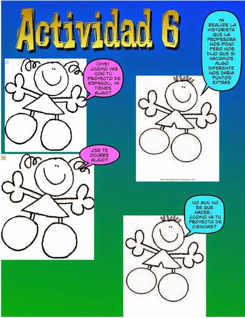 Actividad 6 Comic